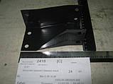 Кронштейн бампера газель 3302 переднего левый старого образца 3302-2803025, фото 2