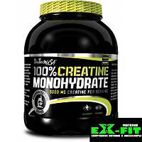 Креатин моногидрат BioTech 100% Creatine 500 g