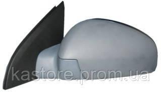 Зеркало левое электро с обогревом грунт асферич 5pin Vectra C 2006-09