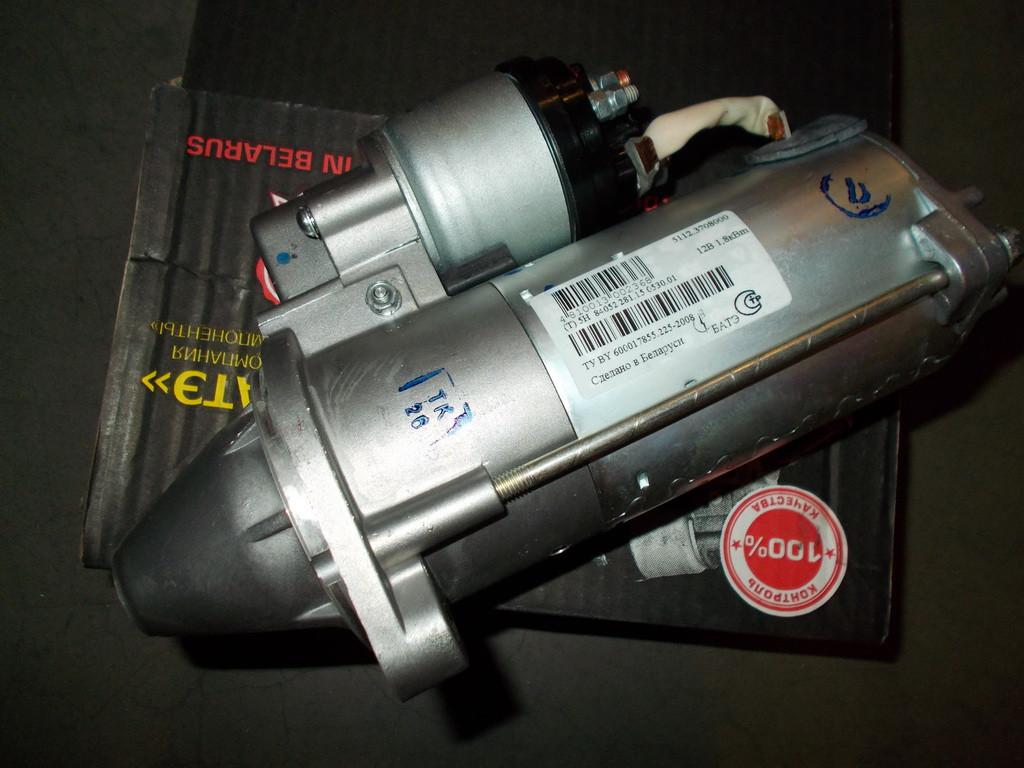 Стартер редукторный ГАЗ 3102 ГАЗ 31029 5112.3708000