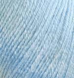 Baby wool голубой 350 alize