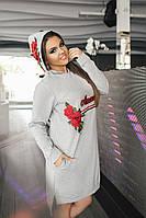Платье - туника спортивного стиля 03559
