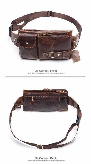 987669dbf203 Мужская сумка из натуральной кожи Westal, цена 1 172 грн., купить в Киеве —  Prom.ua (ID#580340434)