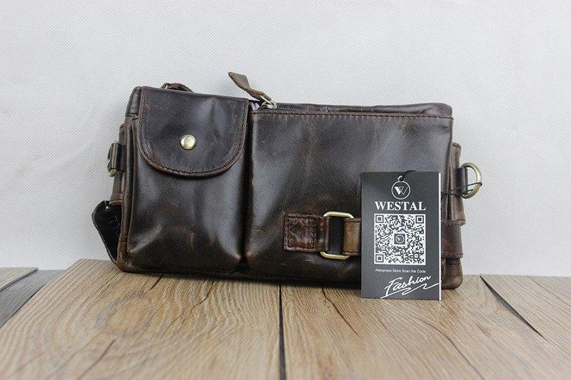4a713b8bb119 Мужская сумка из натуральной кожи Westal: продажа, цена в Киеве ...