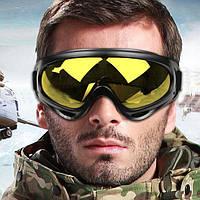 Очки для сноуборда, велогонок, мотоспорта, лыж