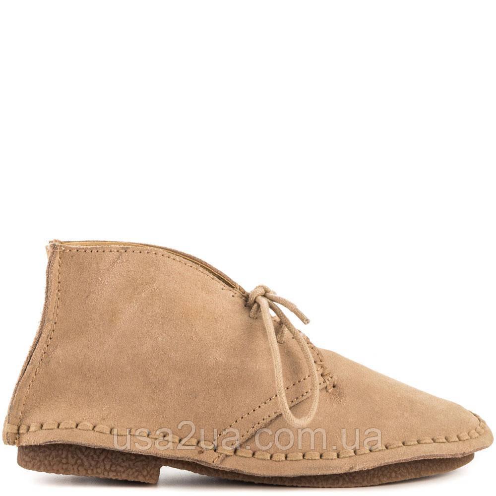 Из США! Ботинки Mojo Moxy Zeppy натуральная замша