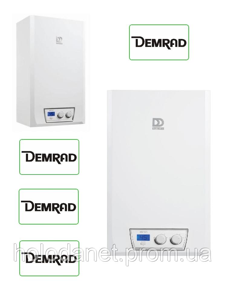 Котел газовый двухконтурный (настенный) Demrad Atron 28 F (турбированный)