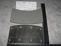 Тормозная накладка ГАЗ 3309 3309-3502105