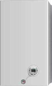Газовый котел, настенный Nova Florida Nibir CTFS 9 |11 |15| 18 | 24 2-контурный(два теплообменника) турбо