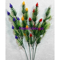 Искусственные цветы Шишка ветка