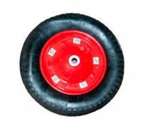 Колесо пневматическое для тачки садовой 365Х16 мм (3.25-3.00-8)
