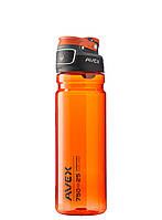 "Бутылка для воды (фляга) ""AVEX FreeFlow AUTOSEAL® Water Bottle"" (750 ml) Burnt orange"