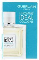 GUERLAIN L'Homme Ideal Cologne Туалетная вода 1 мл (пробник)