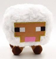 Мягкая игрушка Овечка из игры Minecraft Майнкрафт