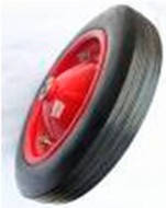 Колесо для тачки цельнолитое 315х16мм