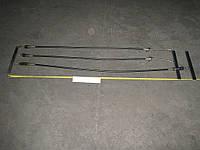 Комплект тросов стояночного тормоза Газель 3302 3302-3508800