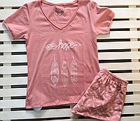 Пижама женская с шортами EGO размер S, фото 1