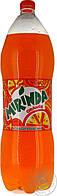 Напиток Миринда Апельсин безалкогольный сильногазированный 2000мл