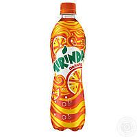 Напиток Миринда Апельсин безалкогольный сильногазированный 500мл