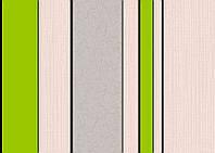 """Обои рулонные виниловые на бумажной основе """"Лютиция полоса 11051 ТМ """"Крокус"""" (Украина) 0,53*10,05м"""