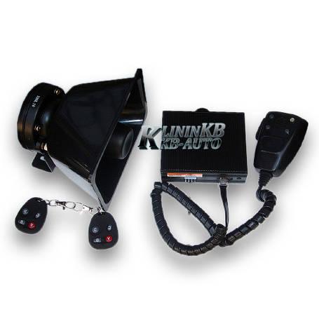 Сигнальные громкоговорящие устройства (СГУ)