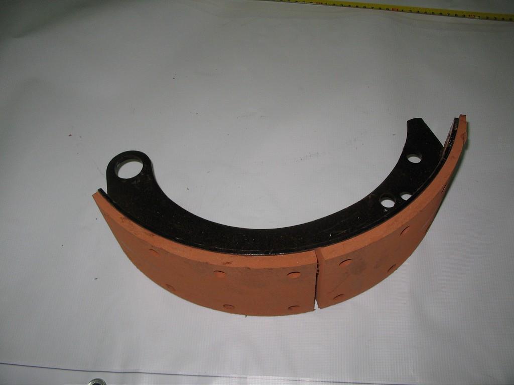 Колодка задняя тормозная ГАЗ 3307 ГАЗ 3309 3306 3307-3502090