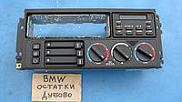 Блок управления климатом BMW E34, 6213-1384141