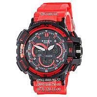 Спортивные часы Casio G-Shock SSB-1006-0707 (кварцевые)