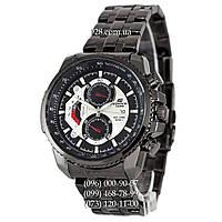 Спортивные часы Casio Edifice 8218 Black-Black (кварцевые)