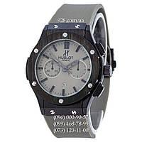 Классические часы Hublot Classic Fusion Quartz Gray/Black/Gray (кварцевые)