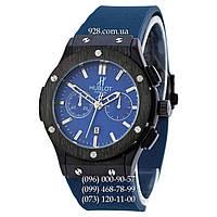 Классические часы Hublot Classic Fusion Quartz Blue/Black/Blue (кварцевые)
