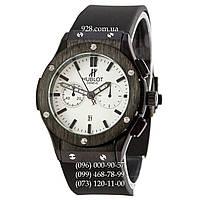 Классические часы Hublot Classic Fusion Quartz Black/Black/White (кварцевые)