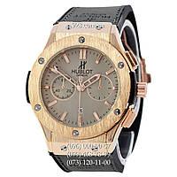 Классические часы Hublot Classic Fusion Quartz Gray/Gold/Gray (кварцевые)