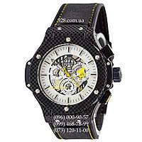 Классические часы Hublot Big Bang Ferrari Automatic Black-Yellow/White (механические)