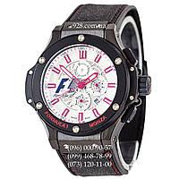 Классические часы Hublot King Power F1 Monza Automatic Black-Red/White (механические)