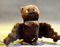 Мягкая игрушка Летучая Мышь из игры Minecraft Майнкрафт
