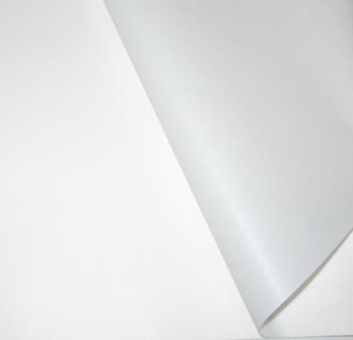 Матовая пленка полупрозрачная 60*60 см, белая