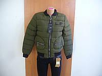 Куртка женская короткая бомбер! в наличии! новые! l xl xxl