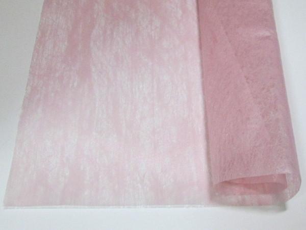 Флизелин-паутинка розовый Пудра