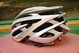 Велосипедный шлем Giro Aeon серый, фото 2