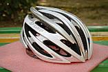 Велосипедный шлем Giro Aeon серый, фото 4