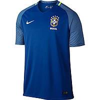 Футбольная форма Cб. Бразилия  2016 выездная