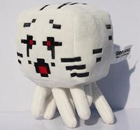 Мягкая игрушка Гаст Красный из игры Minecraft Майнкрафт