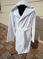 Детский махровый халат