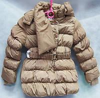 Куртка детская зимняя для 3-8-лет