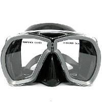 Маска Dolvor (чёрный силикон)