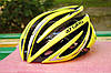 Велосипедный шлем Giro Aeon желтый