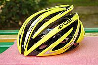 Велосипедный шлем Giro Aeon желтый, фото 1