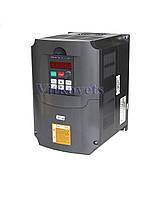 Инвертер (VFD) 1.5KW 4A 380V три фазы