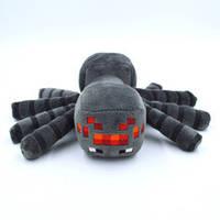Мягкая игрушка Паук из игры Minecraft Майнкрафт